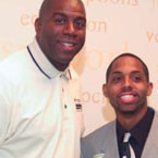 Jerome Love Magic Johnson